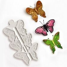 Butterfly Shaped Silicone Cupcake Fondant Cake Mould Bakeware Cake Molds Tools