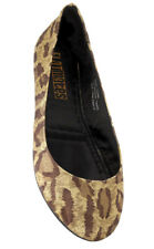 Redfoot Folding Shoes - Leopard Gold
