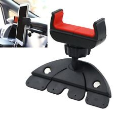 Universal Car CD Slot Mount Bracket Holder for iPhone Cell Phone GPS Rotatable