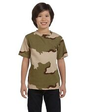Code V Tee Shirt T Youth Camouflage Blank 2206 NEW Size/Color Choice