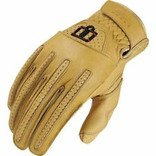 Icon One Thousand Rimfire Leather Motorcycle Glove