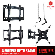 TV Wall Mount Bracket Swivel Full Motion Tilt VESA LCD LED 24 32 37 40 70 Inch
