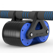 Push-Up Springback Wheel AB Roller Abdominal Workout Exercise Fitness Trainer
