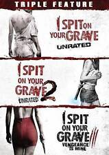 I Spit on Your Grave 3-Pack (dvd) New, Free shipping
