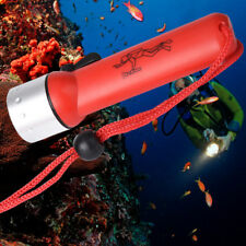 Underwater 1200LM 25M CREE XM-L T6 LED Diving Flashlight Focus Torch Waterproof