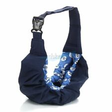 Newborn Baby Sling Carrier Ring Wrap Adjustable Soft Nursing Pouch Front Infant