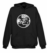 STRENGTH THROUGH OI SKINHEAD HOODIE - Ska Clothing Oi Punk Hardcore T-Shirt