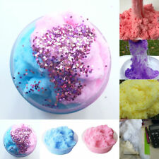 Fairy Floss Cloud Slime Reduced Pressure Mud Stress Relief Kids Clay Toy Gift