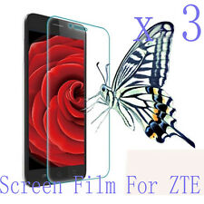 3 Glossy Matte Screen Protector Film Cover Skin Shell For ZTE Mobile Phone