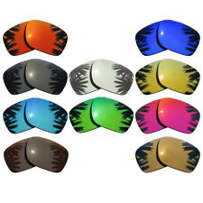 Polarized Sunglasses Lenses Replacement for-Oakley Holbrook Multiple Colors