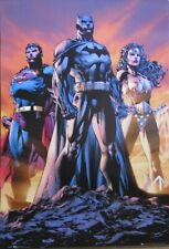 Justice League Of America - Trio- Poster-Laminated available-90cm x 60cm-Bran...