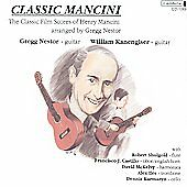 Classic Film Scores of Henry Mancini Arranged by Gregg Nestor, New Music