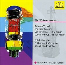 Vivaldi: Tacet's Four Seasons, New Music