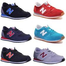 New Balance U420 Womens Suede Leather Trainers 3 - 8