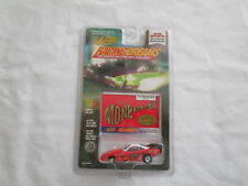 JOHNNY LIGHTNING RACING DREAMS TV/MOVIES SERIES THE MONKEES FUNNY CAR