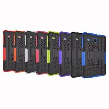 "Shockproof Rugged Hybrid Hard Case Cover For Samsung Galaxy Tab E 8 8.0 8"" T377"