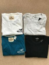 NWT Hollister By Abercrombie Mens Long Sleeve Graphic T-shirt, Size XS S M L XL