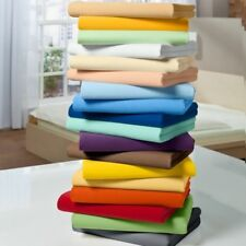 Queen Size 4 pc Attached Water Bed Sheet Set 1000TC Egyptian Cotton All Colors