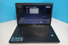 Asus X751LA Intel Core i3-4010U 8GB 1TB 17.3