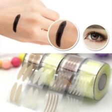 600pcs Adhesive Double Sided Invisible Eyelid Stickers Tape Invisible Eyelid J