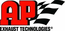 AP Exhaust X6105 Mandrel Bent Exhaust Pipe - Stainless or Aluminized Steel