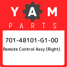 701-48101-G1  Yamaha Remote Control Assy (Right), New Genuine OEM Part