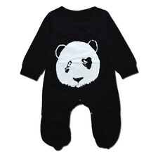 Cute Baby Clothes Long Sleeve Toddler Boy Girl Jumpsuit Bodysuit Rompers Outfits