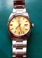 Rolex Vintage Precision Oysterdate 1958 6694 Manual Mens Stainless Watch
