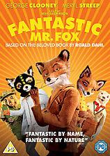 The Fantastic Mr Fox (DVD, 2012)