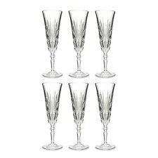 Marquis by Waterford Newberry Set of Six Crystalline Glasses