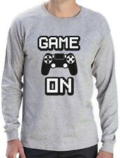 Game On - Awesome Gift For Gamers - Gaming Gamer Long Sleeve T-Shirt Video Game