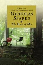 The Best of Me by Nicholas Sparks (2011, Hardcover)