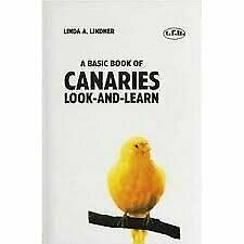 Canaries (Look & Learn), Lindner, Linda A., Used; Good Book