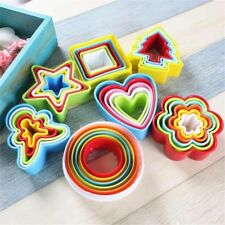Cookie Cutter Mold Biscuit Cake Baking Pastry Decorating Kitchen Tools Supplies