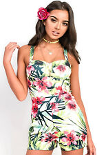 IKRUSH Womens Siana Floral Playsuit