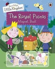 Ben and Holly's Little Kingdom: The Royal Picnic Magnet Book: Magnet Book by...