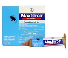 Maxforce FC Select Roach Killer Bait Gel w/Plunger and Tip