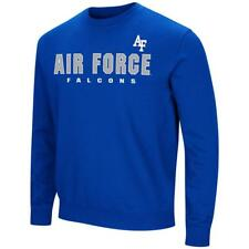 Air Force Academy Falcons Sweatshirt Playbook Crew Neck Fleece