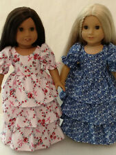 """18"""" Doll Dress fits 18 inch American Girl Doll Clothes 78cd"""