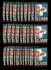 1985 TOPPS #175 LEE ROY SELMON LOT OF 64 NMMT F158151