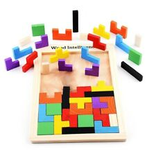 Children Puzzle Games Math Toys Model Wooden Learning Education Montessori Teas