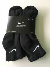 New NIKE Mens Performance Sport Active Gym Fitness Athletic 6 Pack Ankle Socks