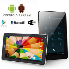 Unlocked Phablet 7in Smart Phone Tablet PC WiFi Android 4.4 AT&T T-Mobile GSM