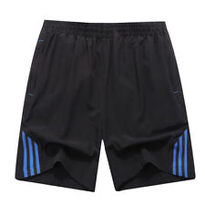 Sports Outdoor Mens Fitness Training Shorts Quick Dry Gym Lightweight Short Pant