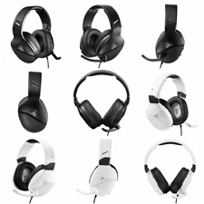 Turtle Beach Recon 200 Black / White Amplified Gaming Headset - Xbox One and PS4
