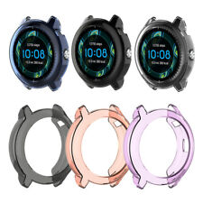 Shell Watch Cover Transparent TPU Protective Case for Garmin Vivoactive 3 Music