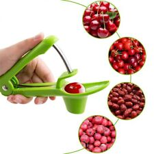 Onme Cherry Olive Pitter Corer Stone Seed Removal Squeeze Grip Go Nuclear