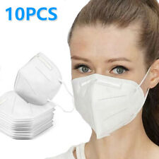 1/10/20PCS Face Cover Keep Safety  Dust 95% Protection Cut off Mouth Nose 01