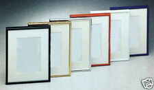 Metal Picture Frame 8 1/2 x 11 1/2  Wholesale Complete