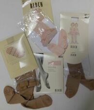 NEW BLOCH BALLET ADAPTATOE TIGHTS PINK LT TAN CH ADULT